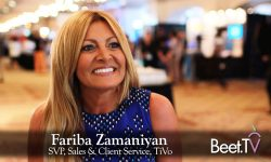 Influx Of Digital Media Forcing Rethink Of TV Targeting: TiVo's Zamaniyan