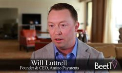 At Amino, IAS' Luttrell Boots Up The Blockchain For Big-Brand Transparency