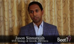 Ziff-Davis' Sinnarajah Thirsty For Cross-Platform Audience Data