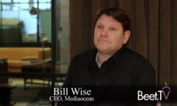 Mediaocean's  Bill Wise:  Convergence Is A Planning & Measurement Problem