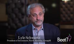 GroupM's Schwartz: Addressable TV A Growing Complement To Mass Reach