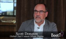 Digitas NewFront Event Will Highlight Brands And Social Causes