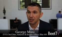 Media Agency Blue 449 Seeks 'Tighter Connection' Between Marketing, Business