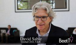 Facebook Should Consider A Better Value Exchange For User Data: Y&R's David Sable