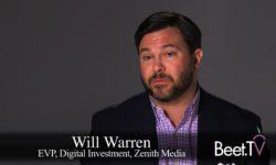 Zenith's Warren Wants More Focused NewFront Data