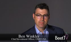 OMD's Winkler Searches For A Triopoly At Leaner NewFronts