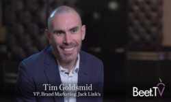 Test, Learn, Scale Is Jack Link's Approach To Television Targeting