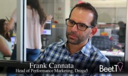 Droga5's Cannata: More Out-Stream Video Will Spur Engagement