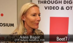IAB's Bager Reflects On NewFronts New York, Looks Ahead Hollywood Debut