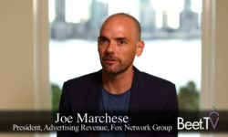 Fox's Joe Marchese Explains The 'Two-Step Process' Of TV Advertising ROI