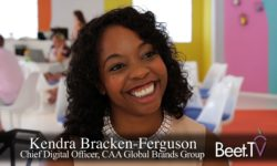 CAA's Kendra Bracken-Ferguson on Making Diversity Happen on a One-to-One Level