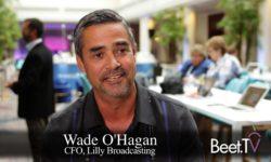 Local TV Still Matters: Lilly CFO O'Hagan