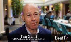 For Client Tech Integrations, It Pays To Be Flexible: WideOrbit's Swift