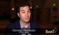 Why Less Can Matter More When Brands Seek Consumer Engagement: IBM's Hammer