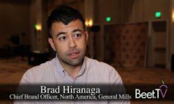 Sustainability Runs Deep: General Mills' Hiranga