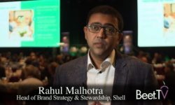 Shell's Brand Chief Seeks A Marketing Playbook In Cannes' CMO Council