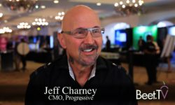 """Go With The """"Flo"""": Marketers Need To Be Brave, Take Risks, Says Progressive's Charney"""
