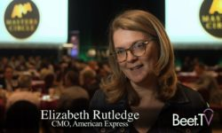 Nurture Marketing Talent 'Every Step Of Their Career': AmEx's Elizabeth Rutledge