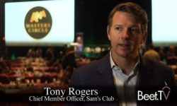 At Sam's Club, It's More Than Marketing For Chief Customer Officer Rogers