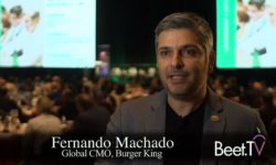 Burger King's Machado Outlines Three Principles That Underpin 17,000+ Restaurants