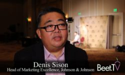 J&J's Sison: Marketers Need More Science, Strategy, Storytelling And Socializing
