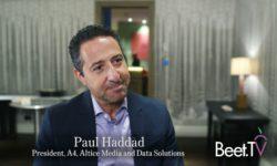 TV Buyers Need One-Stop Shop: Altice's Haddad