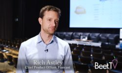 Targeting Restores TV Ads' Contextual Power: Finecast's Astley