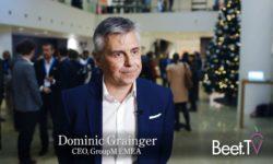 How Europe Can Hit Addressable Scale: Grainger, GroupM