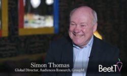 Data Thinking Is Short-Termism: GroupM's Thomas