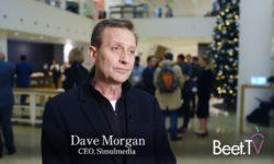 CFlight Helps Buyers Take Flight: Simulmedia's Morgan
