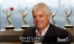 For Turner's Levy, Viewers And Traditional TV Ecosystem Are Top Priorities