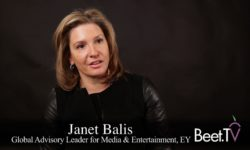 Advertisers Seek 'Interoperability' In Television Offerings: EY's Balis