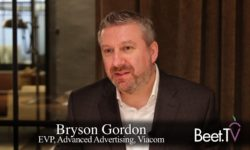 Viacom's Gordon Traces The Arc Of 'Outcome Optimization'