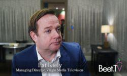 Virgin Media Brings Addressable TV To Irish Cable: Kiely