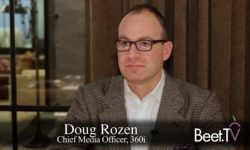 Scale Of Programmatic TV Growing 'Ridiculously Fast': 360i's Rozen