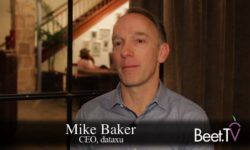Biggest Agencies Will Join Direct-To-Consumer Brands In Advanced TV: dataxu's Baker