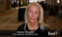 NewFronts Will Turn Up Volume On Podcasts: IAB's Bager
