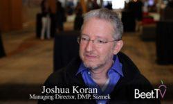 Reconsolidation In Programmatic's Third Decade: Sizmek's Koran