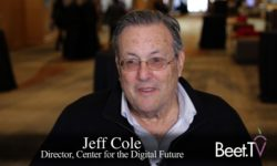 USC's Jeff Cole Evaluates Streaming Services, Trend Toward Movie Ticket Subscriptions