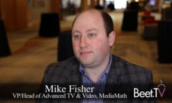 Big Screen TV A Good First Stop For Brand Messaging: MediaMath's Fisher