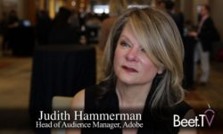 Identity, Data Science Yield Better Ads, Marketing And Content: Adobe's Hammerman