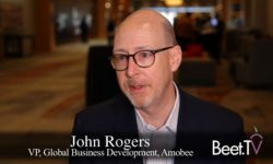 Amobee Seeing Linear-TV Budgets Converging With Connected TV: VP John Rogers