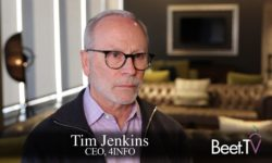 How Brands Can Get A Handle On Their Data: 4INFO's Jenkins