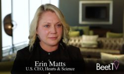 To Leverage Identity, 'Data Disconnect' Must Be Bridged: Hearts & Science's Matts