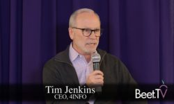 4INFO, TiVo Explain TV's Growing Contribution To Discerning Consumer Identity