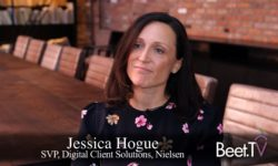 Reach, Frequency And Duration Across Media 'Fundamental' To Business Decisions: Nielsen's Hogue