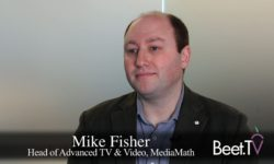 Coming This Year – Programmatic Linear TV: MediaMath's Fisher