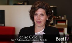 NBCU's Colella Explains The Partnership With Sky, Status Of OpenAP