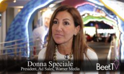 WarnerMedia Teams with Xandr to Guarantee Advertising Outcomes, Donna Speciale