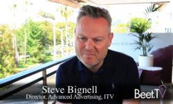 UK's ITV Uses VOD Hub To Gather Ad Data: Bignell